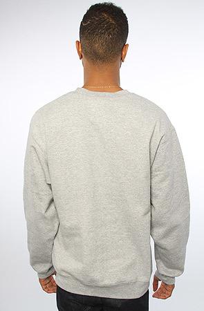 Свитшот серый bucks 4