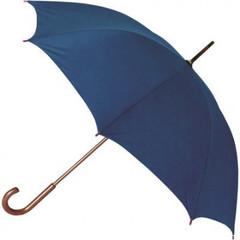 Зонт трость Радуга, синий 906102