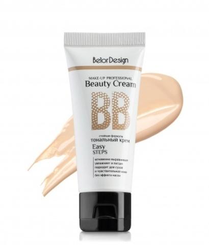 BelorDesign Beauty cream Тональный BB крем тон 102 32г
