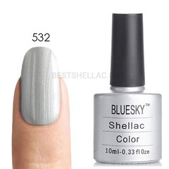 Bluesky shellac 80532, 10 мл
