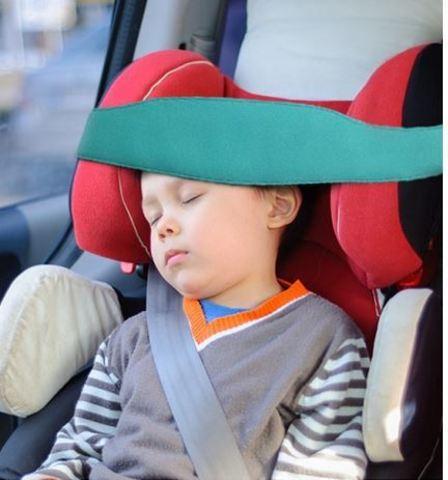 Фиксатор головы ребенка в автокресле Клювонос Бирюза