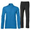 Женский костюм для бега Asics Running Woven 134110-121300 светло-синий