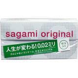 Sagami Original 0.02 12 штук