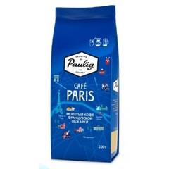 Кофе молотый Paulig Cafe Paris 200гр