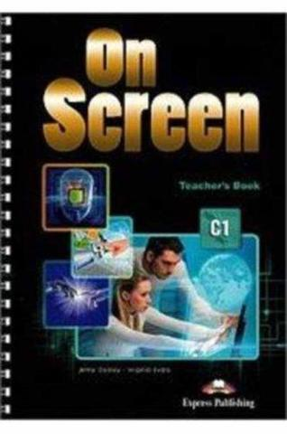 On Screen C1 Teachers book (international). Книга для учителя