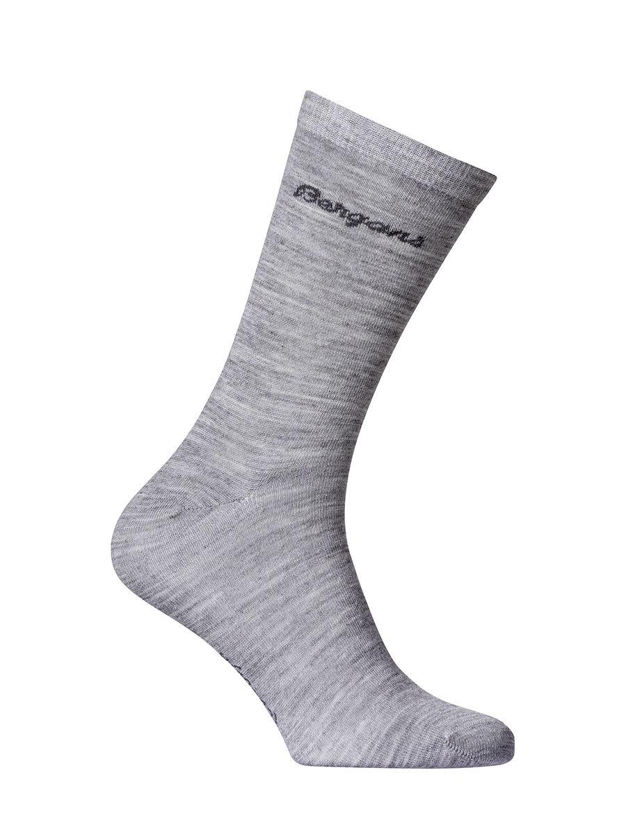 Bergans носки 9802 Viul Wool Liner Socks Light Grey