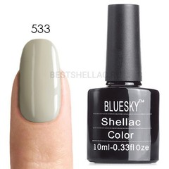 Bluesky shellac 80533, 10 мл