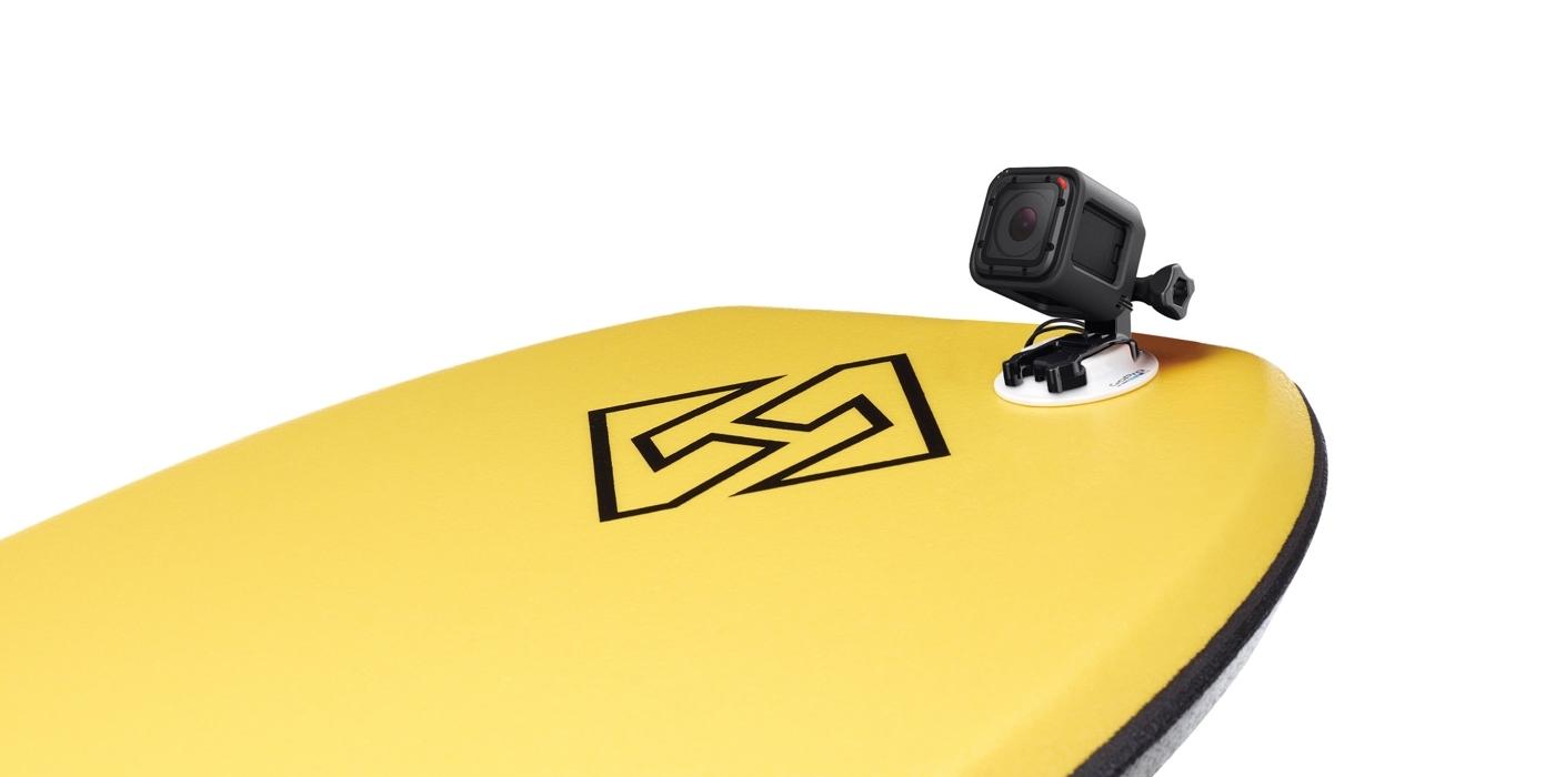Крепление на штанге GoPro BodyBoard Mount (ABBRD-001) на доске