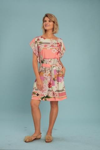 LAETE  Платье с цветочным принтом 61394