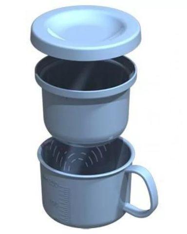 Ванночка для дезинфекции KRONT 200 мл
