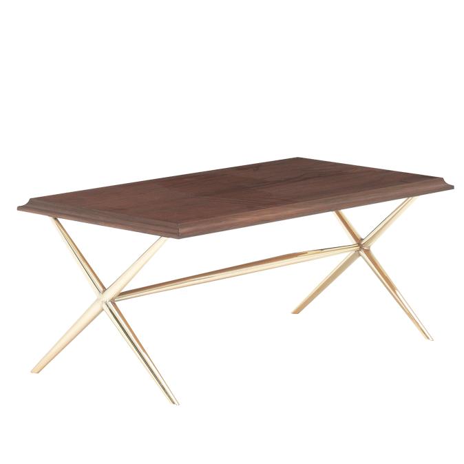 Кофейный столик Elegante орех