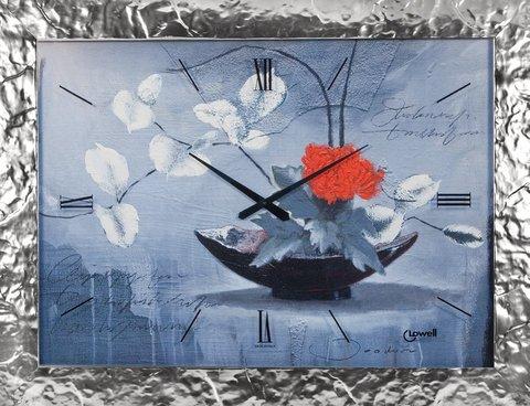 Часы настенные Lowell 11732