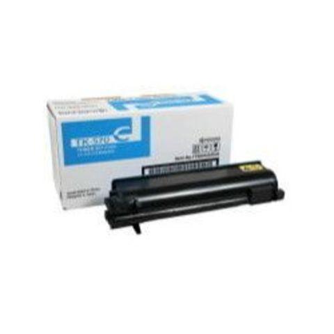 Kyocera TK-570C - голубой тонер-картридж для принтеров Kyocera FS-C5400DN. Ресурс 12000 страниц.