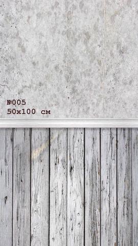Фотофон виниловый «Серый» №005