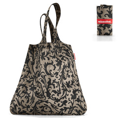 Сумка складная Mini maxi shopper baroque taupe Reisenthel