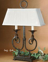 Лампа настольная Uttermost Legato 27898