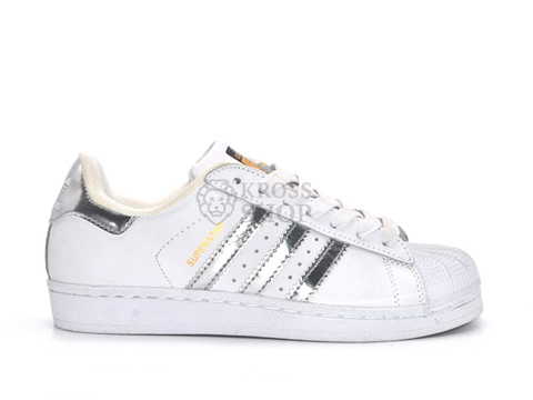 Adidas Women's SuperStar White/Silver