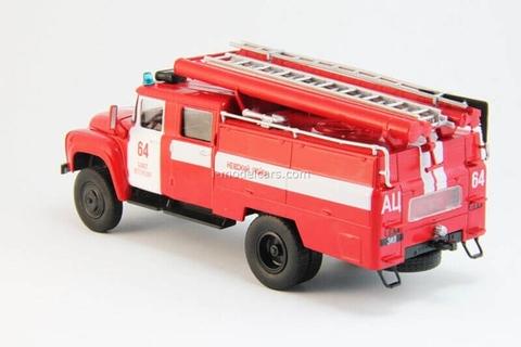 ZIL-130 fire fighting St. Petersburg 1:43 DeAgostini Auto Legends USSR Trucks #3