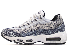 Кроссовки Женские Nike Air Max 95 White Speck
