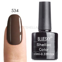 Bluesky shellac 80534, 10 мл