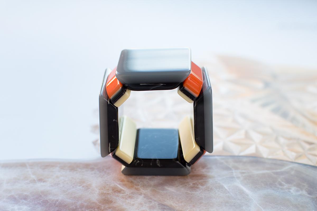 Эффектный браслет из пластика Marni for H&M