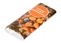 Шоколад с кэробом изюмительный, 50г