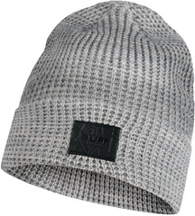 Вязаная шапка Buff Hat Knitted Kirill Pebble Grey
