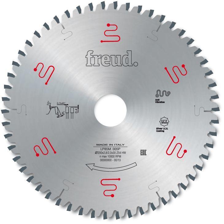 Диск пильный 200мм для алюминия и ламината Freud LP85M005
