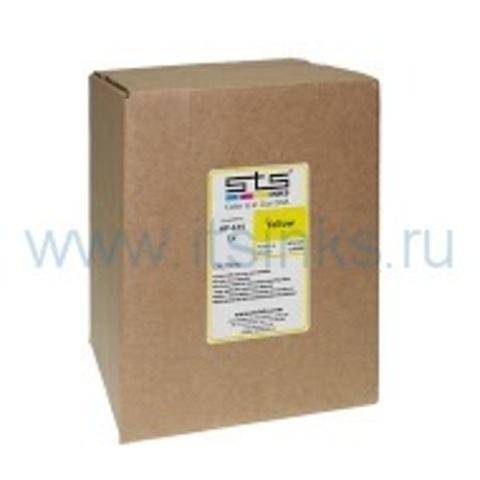 Латексные чернила STS для HP Yellow 3000 мл