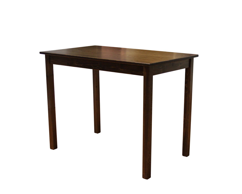 Стол обеденный, столешница 1000х600 мм, цвет орех