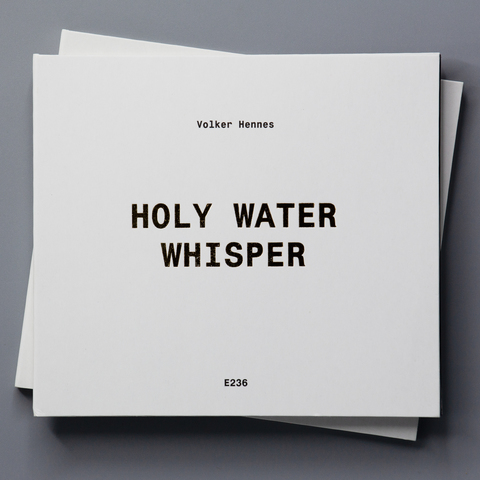 Holy Water Whisper