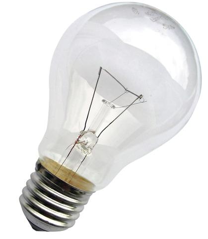 Лампа ЛОН Б230-240-60-7 60Вт Е27