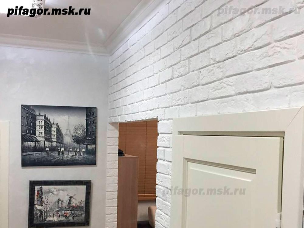 Pifagor.msk.ru Плитка Касавага Саман 200 (Фото интерьера предоставлено покупателем)