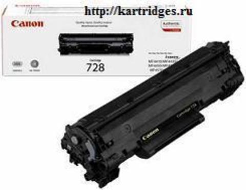 Картридж Canon Cartridge 728 / 3500B010