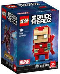 BrickHeadz Железный человек