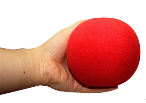 Поролоновый шар 10 см