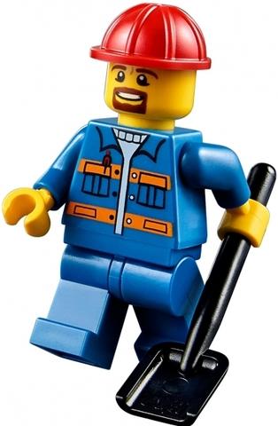 LEGO Juniors: Ремонт дороги 10683