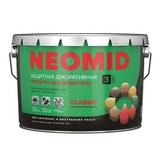 NEOMID BIO COLOR CLASSIC защитная пропитка для древесины