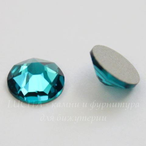 2088 Стразы Сваровски холодной фиксации Blue Zircon ss 34 (7,07-7,27 мм)