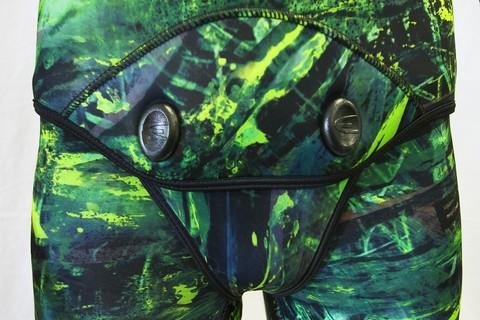 Epsealon Green Fusion замок В ластах