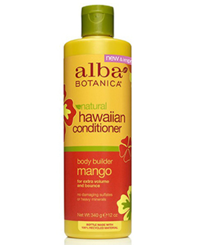Кондиционер с манго для объема, Alba Botanica