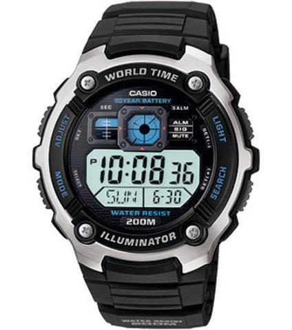 Купить Наручные часы Casio AE-2000W-1A по доступной цене