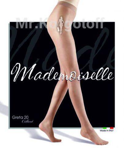 Колготки Mademoiselle Greta 20