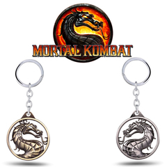Брелок Mortal Kombat Dragon