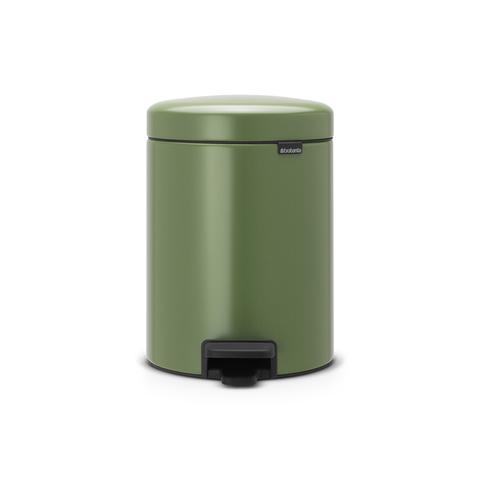Мусорный бак newicon (5 л), Зеленый мох, арт. 112447 - фото 1