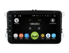 Штатная магнитола на Android 8.0 для Volkswagen Golf 09-12 Roximo CarDroid RD-3706