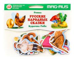 Набор Русские народные сказки Репка и Курочка ряба, Анданте