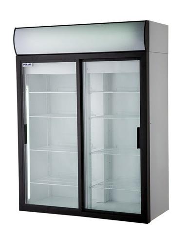 фото 1 Холодильный шкаф Polair DM114Sd-S (ШХ-1,4 купе) на profcook.ru