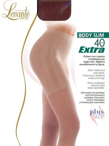 Колготки Body Slim 40 Extra XL Levante