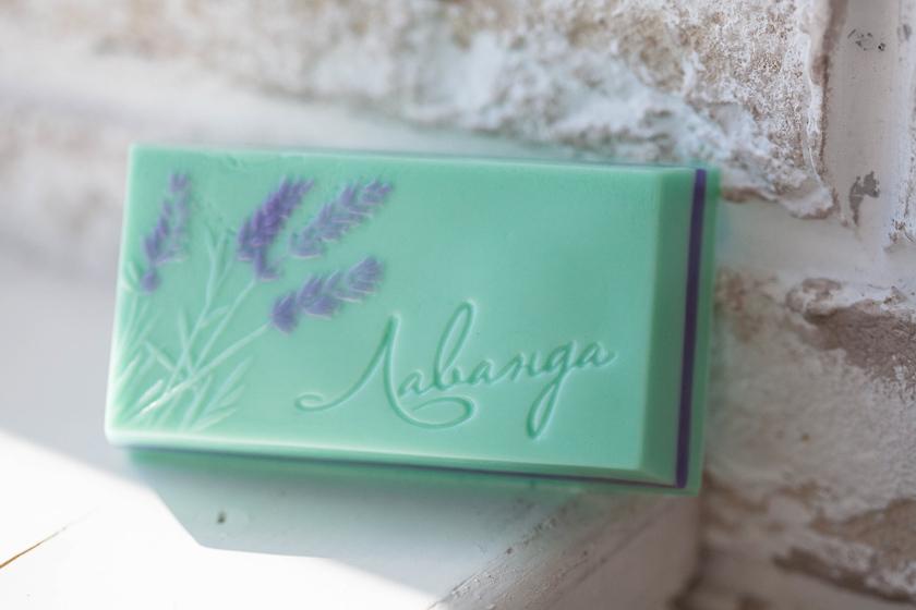 Форма для мыла ручной работы Лаванда. Готовое мыло